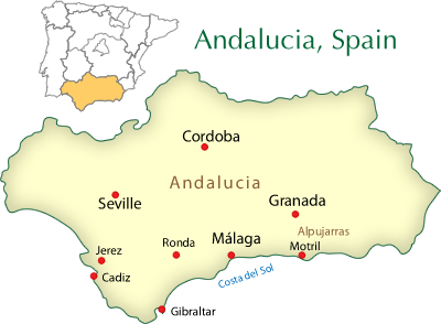 andalucia-map